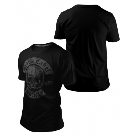 Camiseta Black Label Society 1 BLACK SERIES