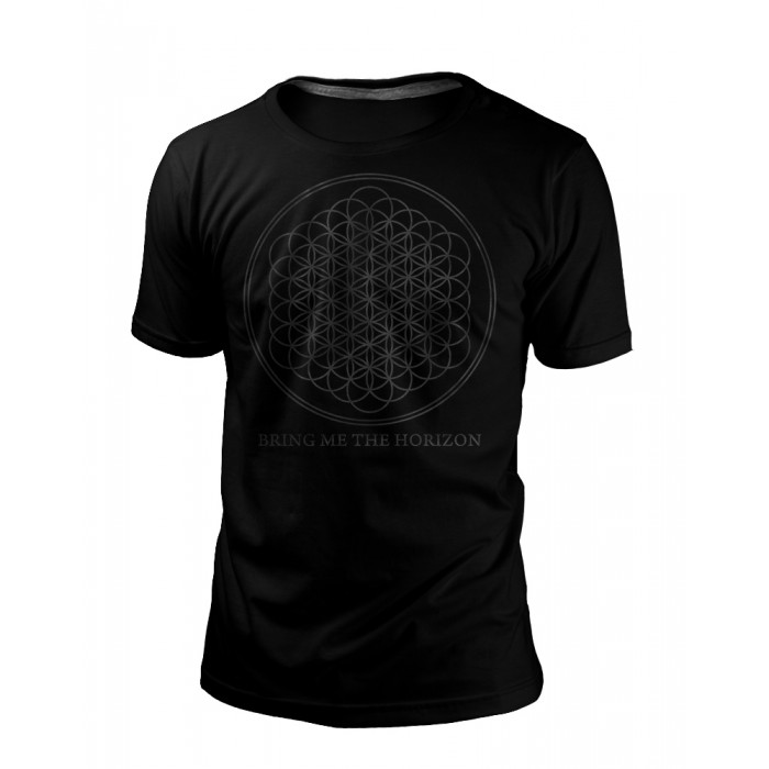 Camiseta Bring Me The Horizon 2 BLACK SERIES