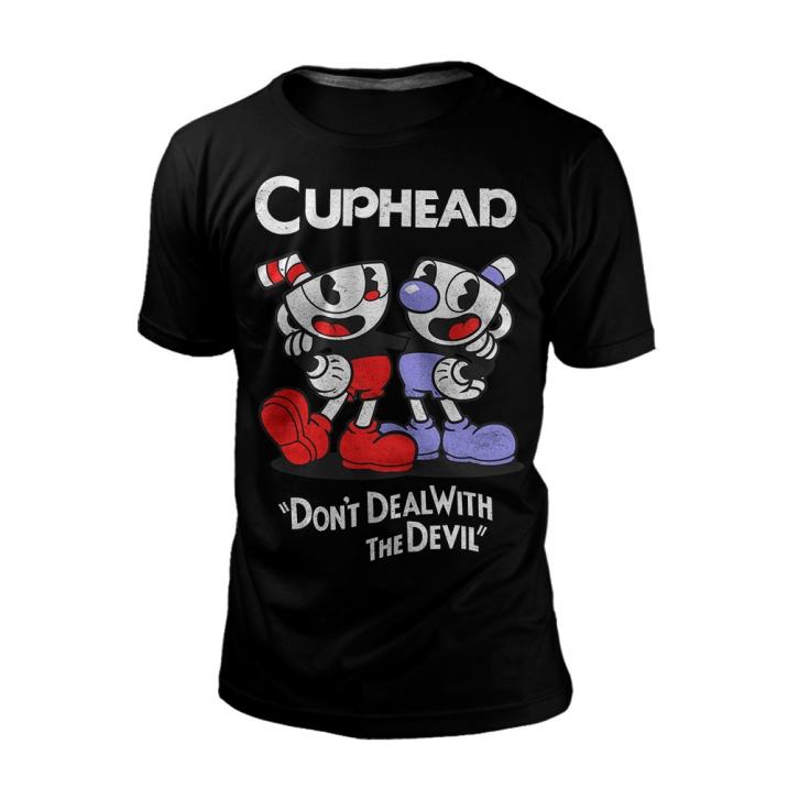 Camiseta Cuphead 1