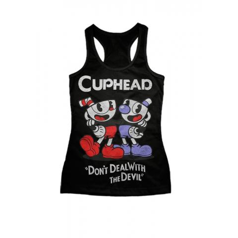 Regata Fem. Cuphead 1