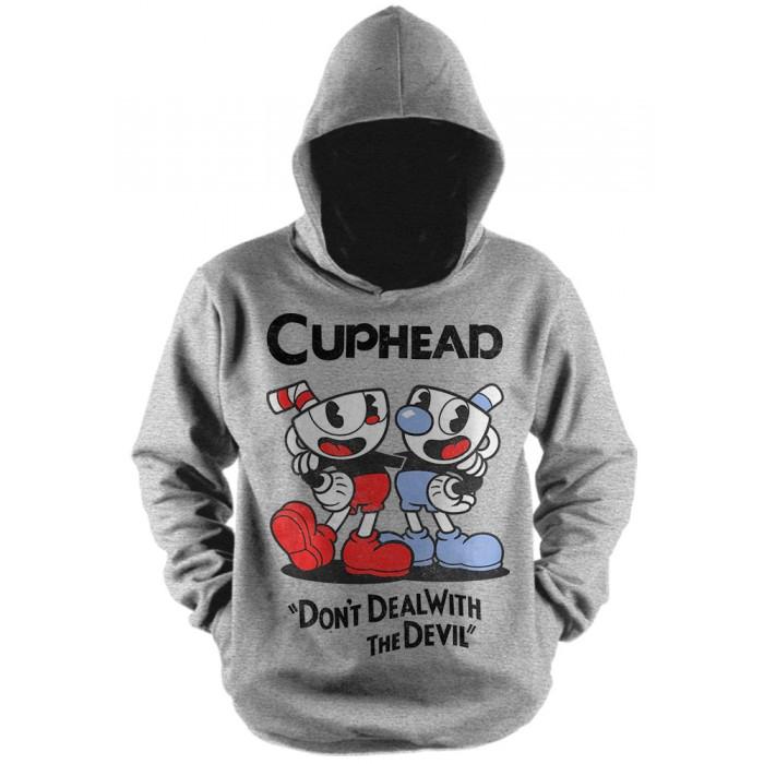 Moletom com Capuz Cuphead