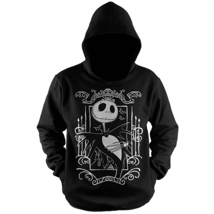 Moletom Jack Skellington
