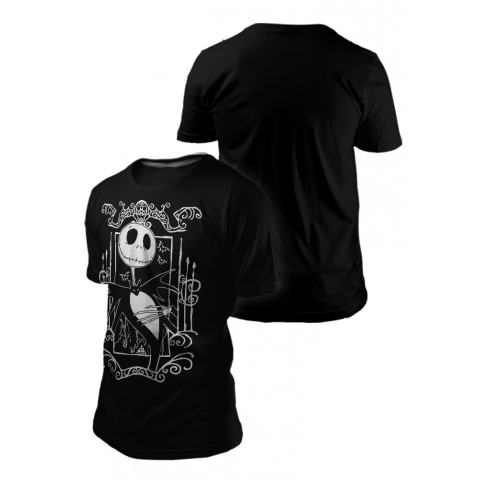 Camiseta Jack Skellington