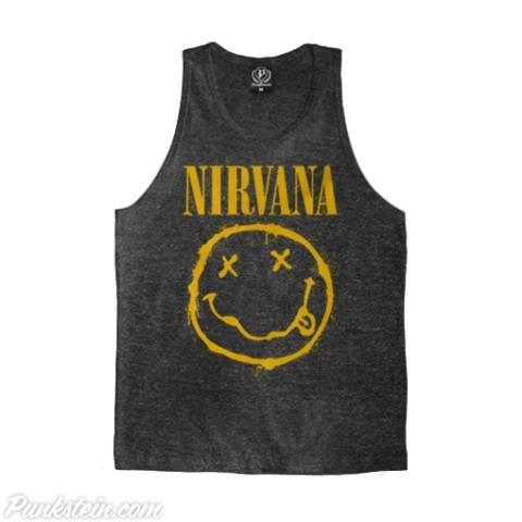Regata Masculina Nirvana 1