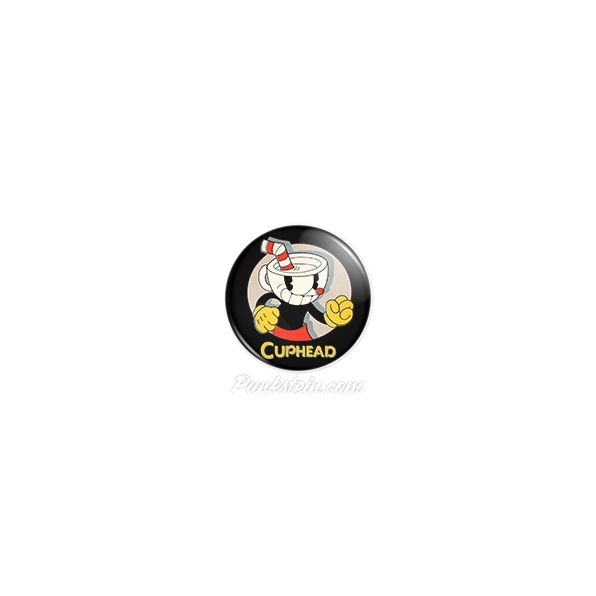 Botton Cuphead