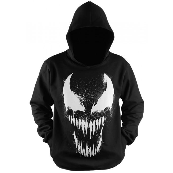 Moletom com Capuz Venom