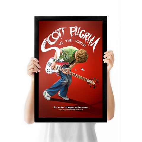 Poster Scott Pilgrim
