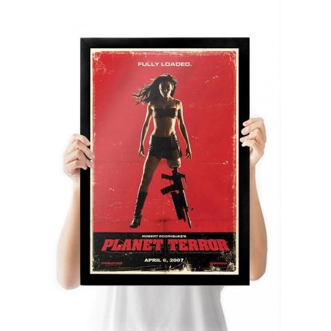 Poster Planet Terror