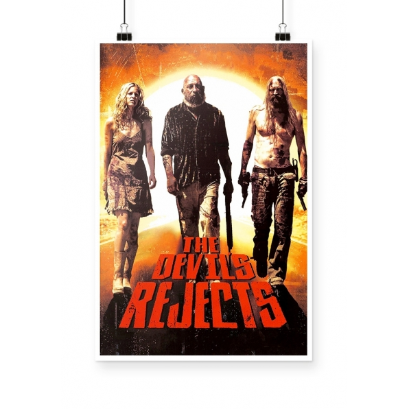 Poster Devil's Rejects