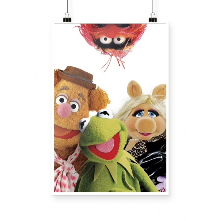Poster Muppet