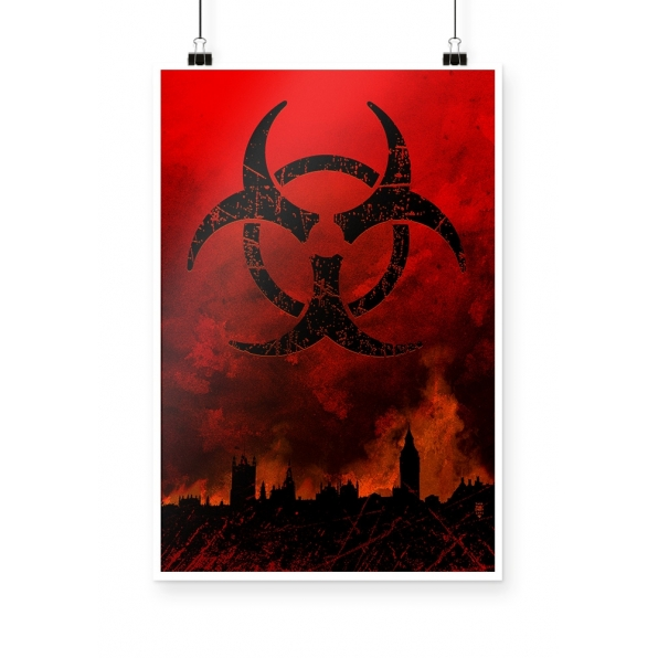 Poster 28 days later