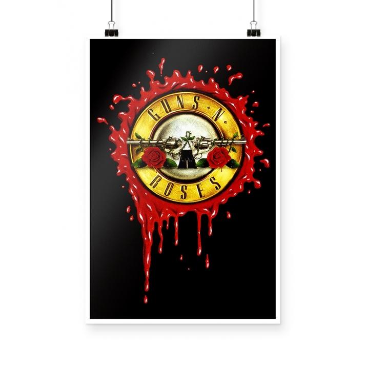Poster Guns 'n Roses
