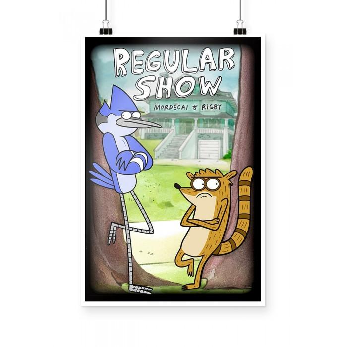 Poster Regular Ahow