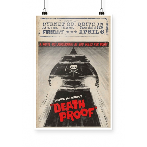 Poster Dead Proof