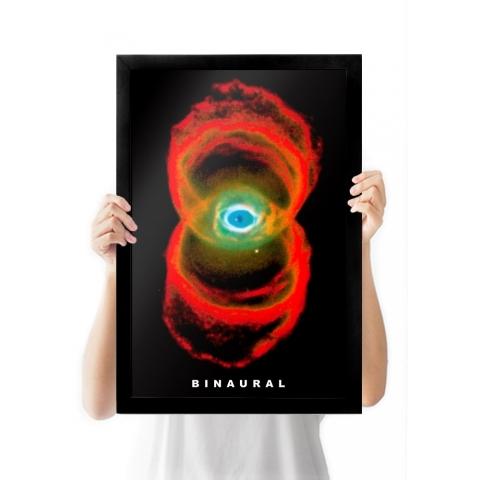Poster Pearl Jam Binaural