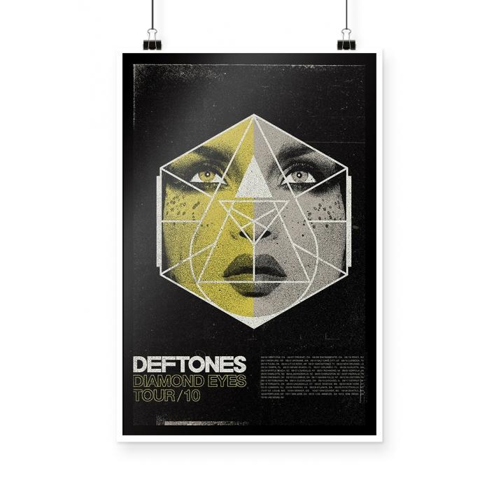 Poster Deftones