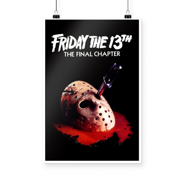 Poster Friday 13th