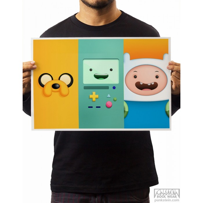 Poster Adventure Time