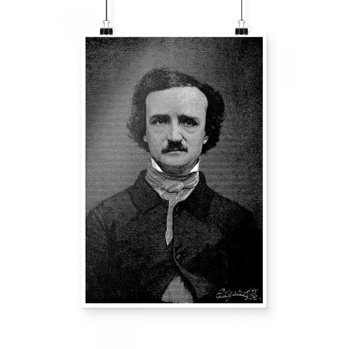 Poster Edgard Allan Poe