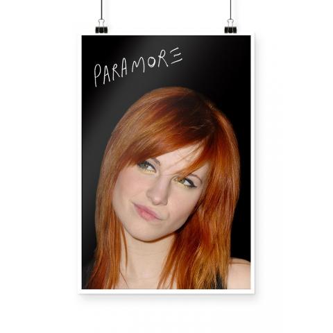 Poster Hayley Willians
