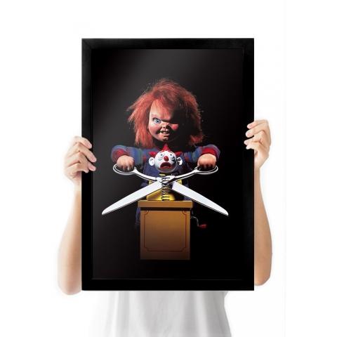 Poster Brinquedo Assassino 2