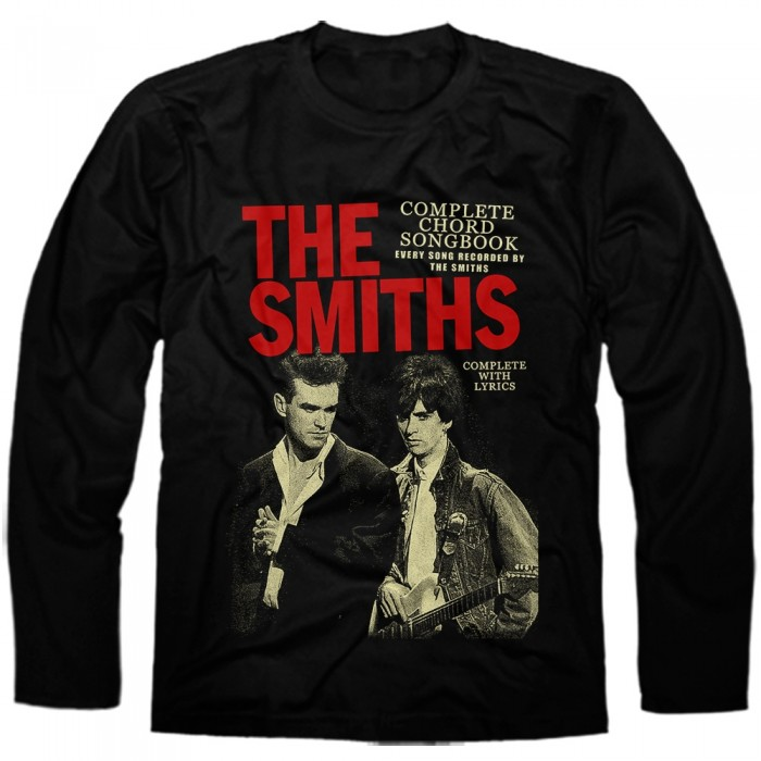Manga Longa The Smiths 1