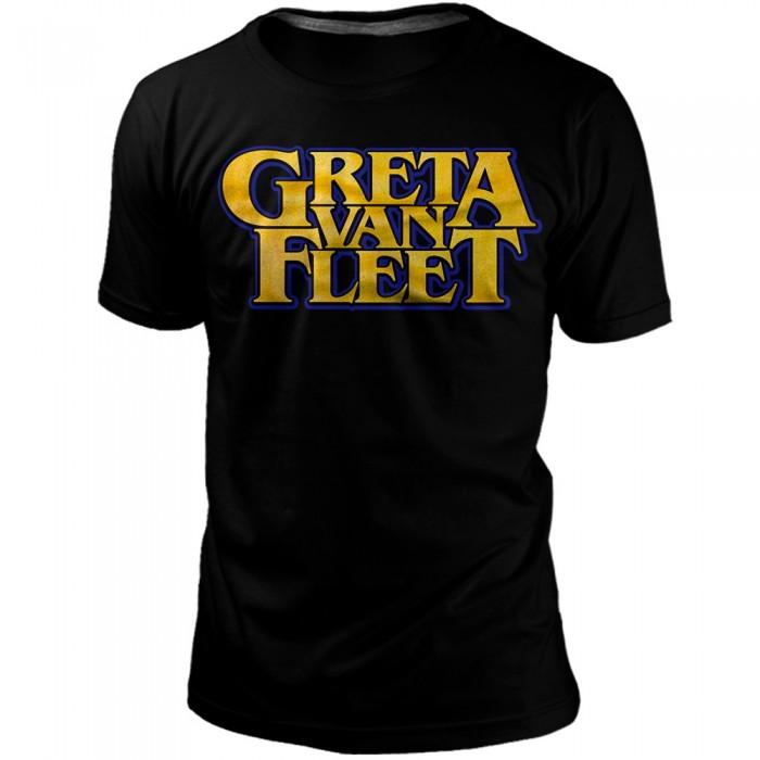 Camiseta Greta Van Fleet 1