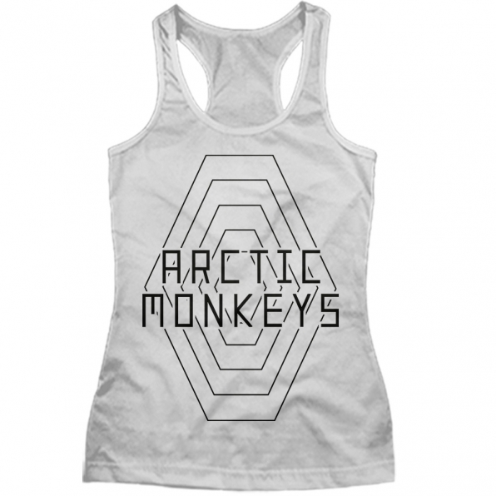 Regata Feminina Arctic Monkeys 8
