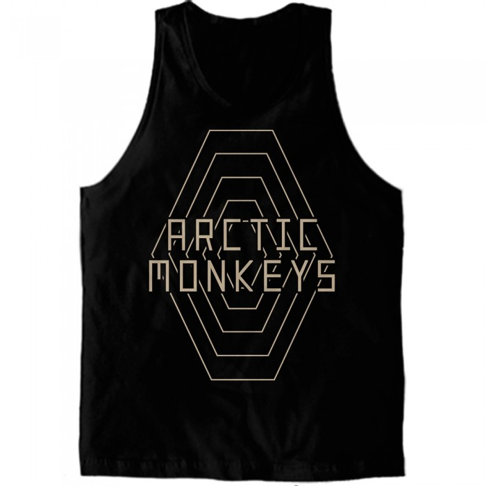 Regata Masculina Arctic Monkeys 8