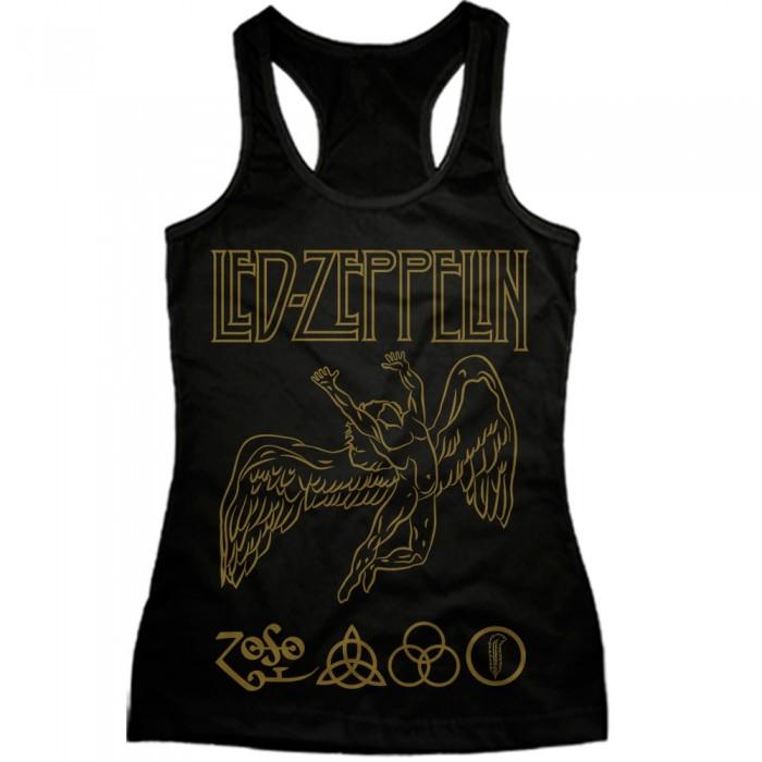 Regata Feminina Led Zeppelin 1