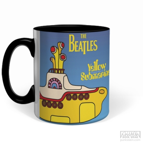 Caneca Beatles Yellow Sub