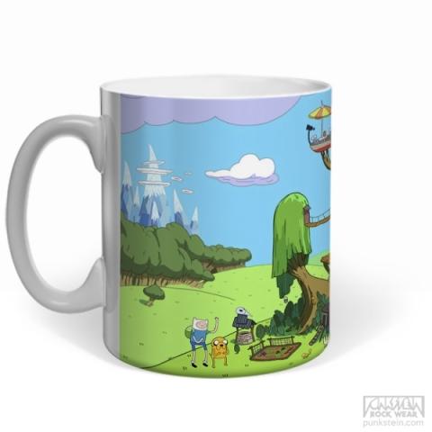 Caneca Adventure Time 1