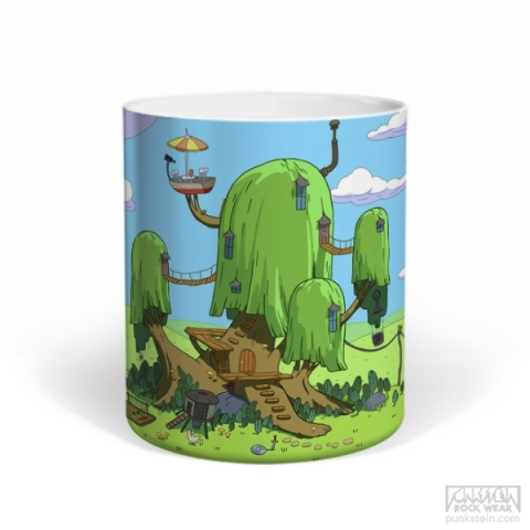 Caneca Adventure Time 1