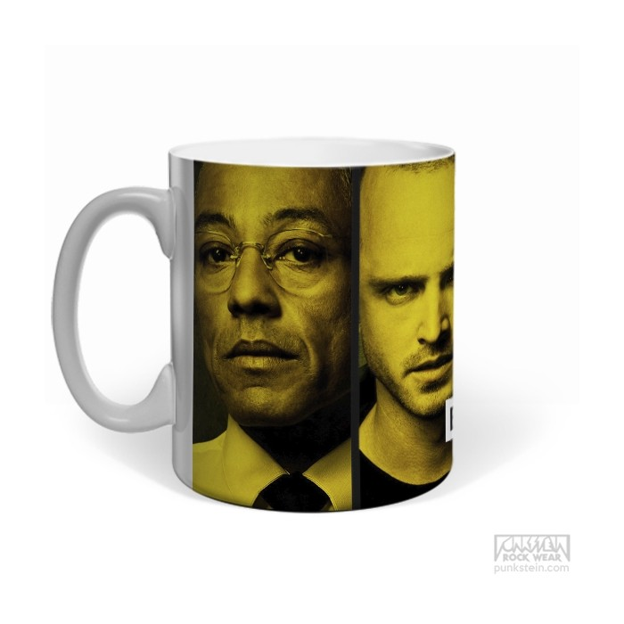 Caneca Breaking Bad 2