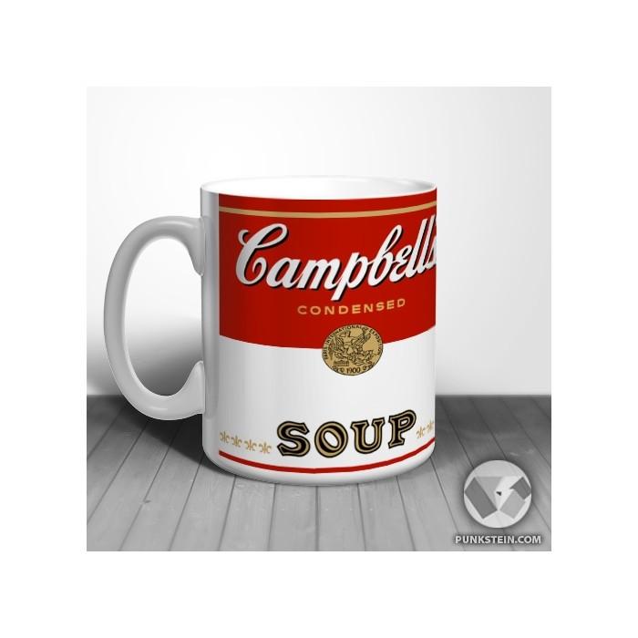 Caneca Campbells Soup