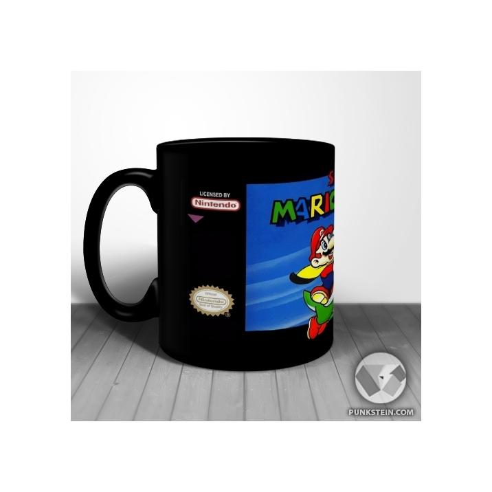 Caneca Super Mario World