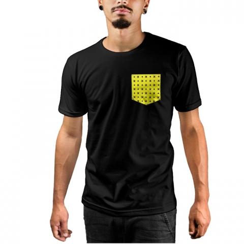 Camiseta c/ Bolso Felix Bag
