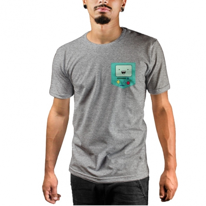 Camiseta c/ Bolso Beemo