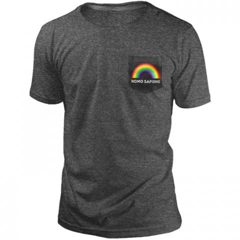 Camiseta c/ Bolso Homo Sapiens