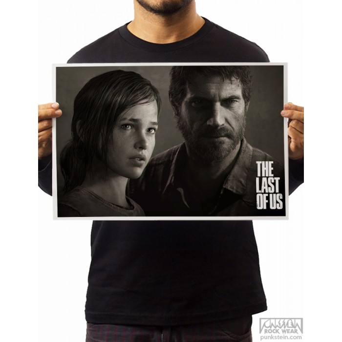 Poster The Last of Us