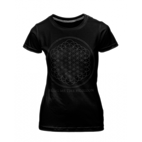 Babylook Bring Me The Horizon 2 BLACK SERIES