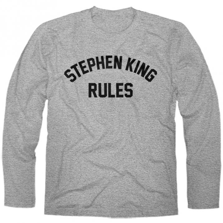 Manga Longa Stephen King Rules