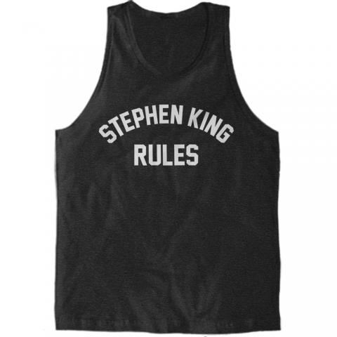 Regata Masc. Stephen King Rules