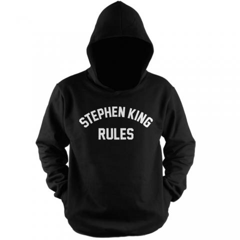 Moletom Stephen King Rules