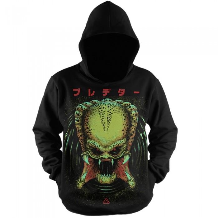 Moletom Predator 1