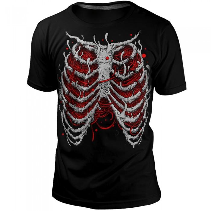 Camiseta Rib Cage