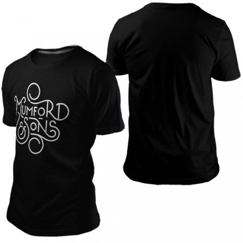 Camiseta Mumford & Sons 4