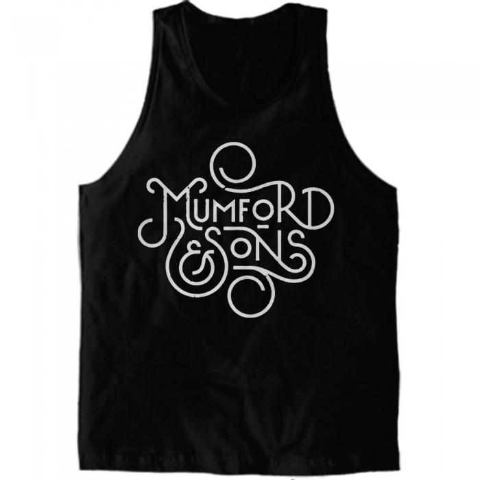 Regata Masculina Mumford & Sons 4