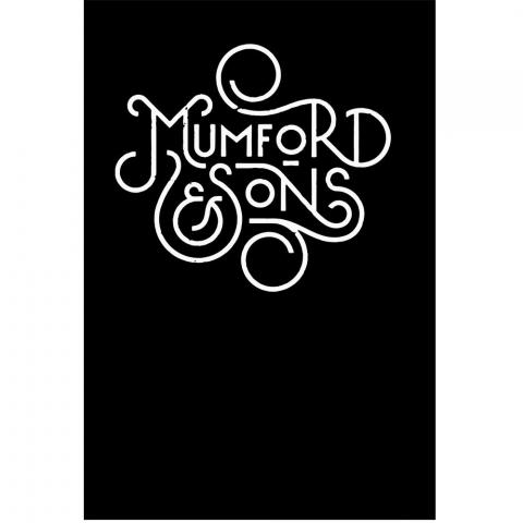 Moletom com Capuz Mumford & Sons