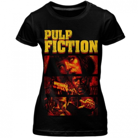 Babylook Pulp Fiction 1